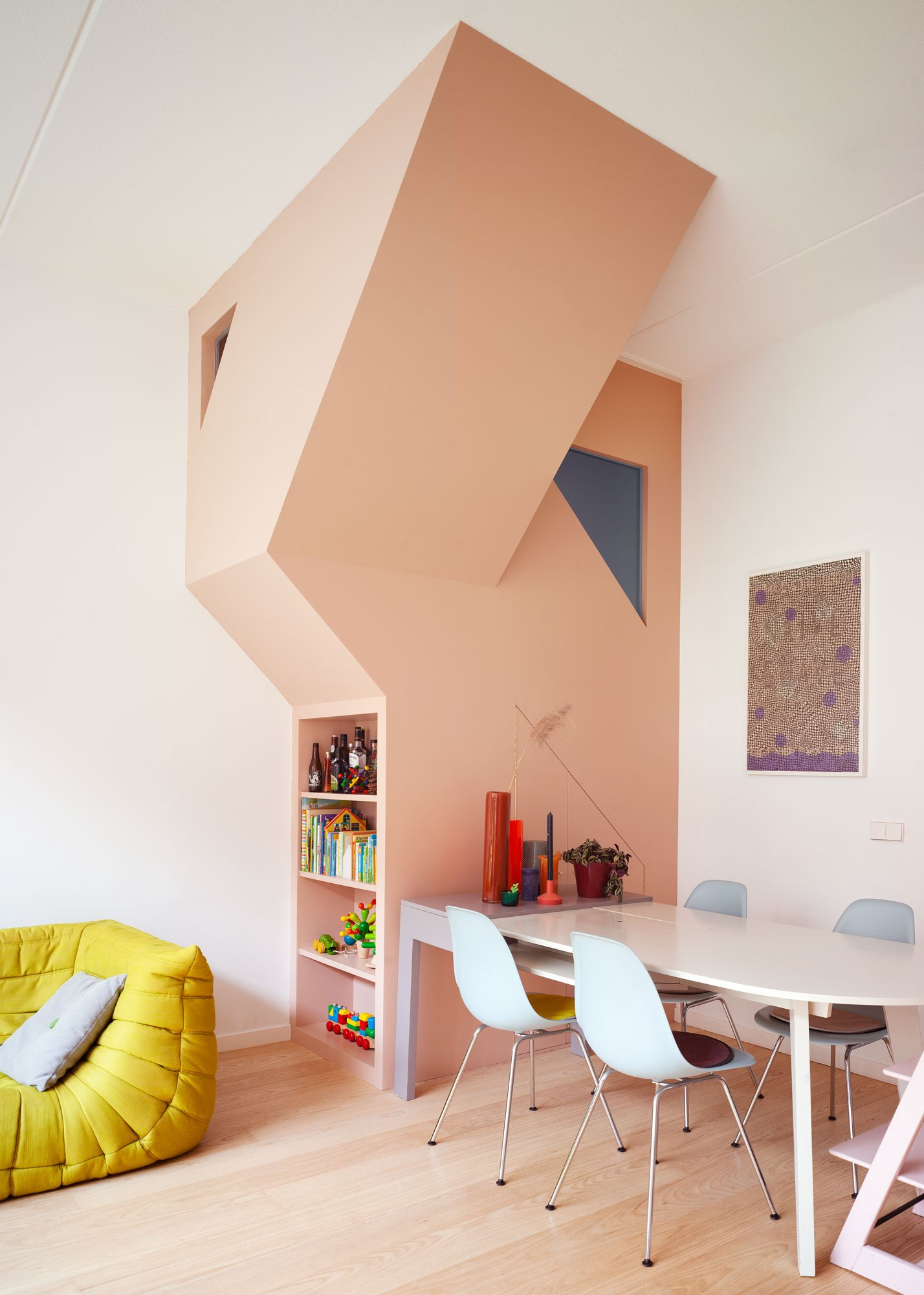 Rotterdamer Townhouse von LAGADO Architects