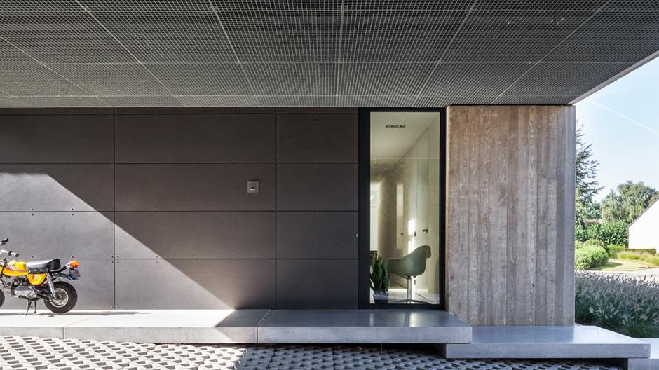 Wohnhaus in Belgien von Arcero Architects