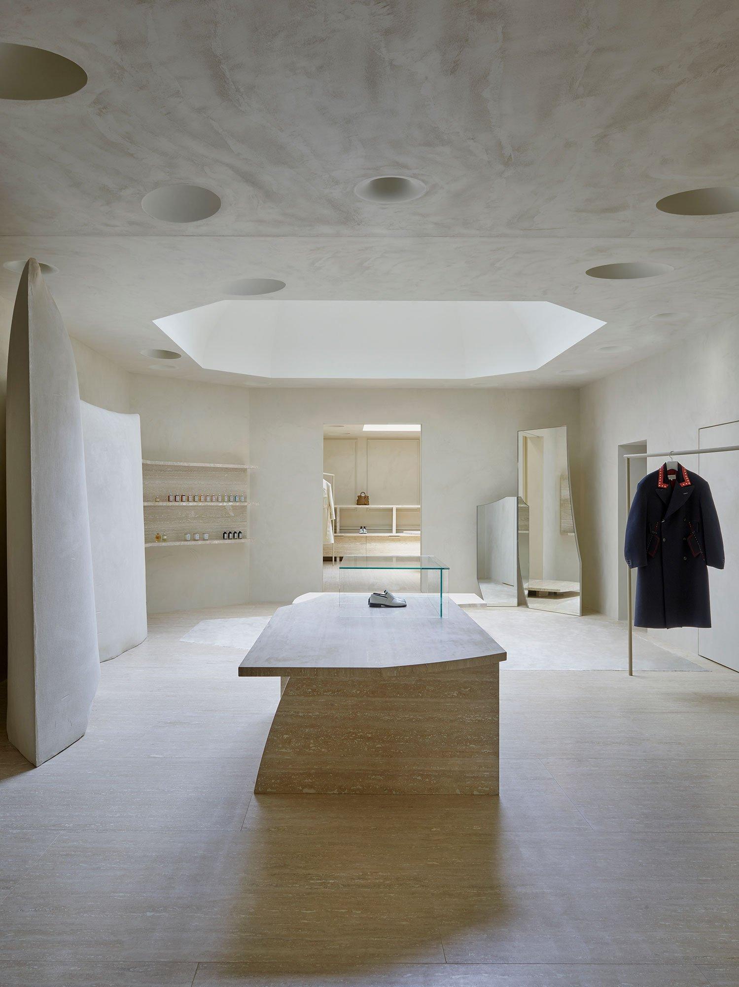 Anne Holtrop gestaltet die neuen Maison-Margiela-Boutiquen