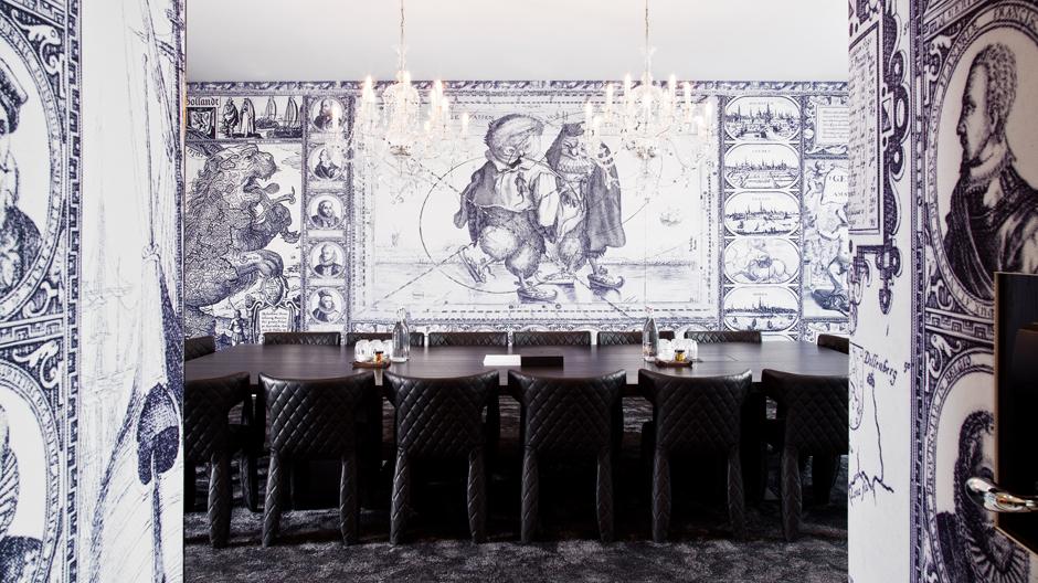 Surreales Hotel in Amsterdam von Marcel Wanders