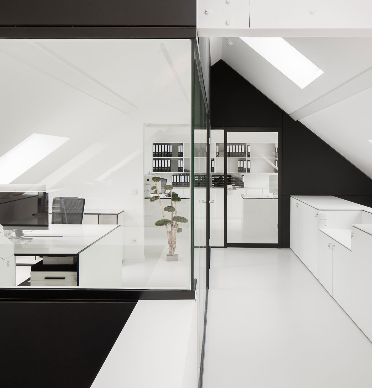 Erweiterung des mo.office in Meerbusch