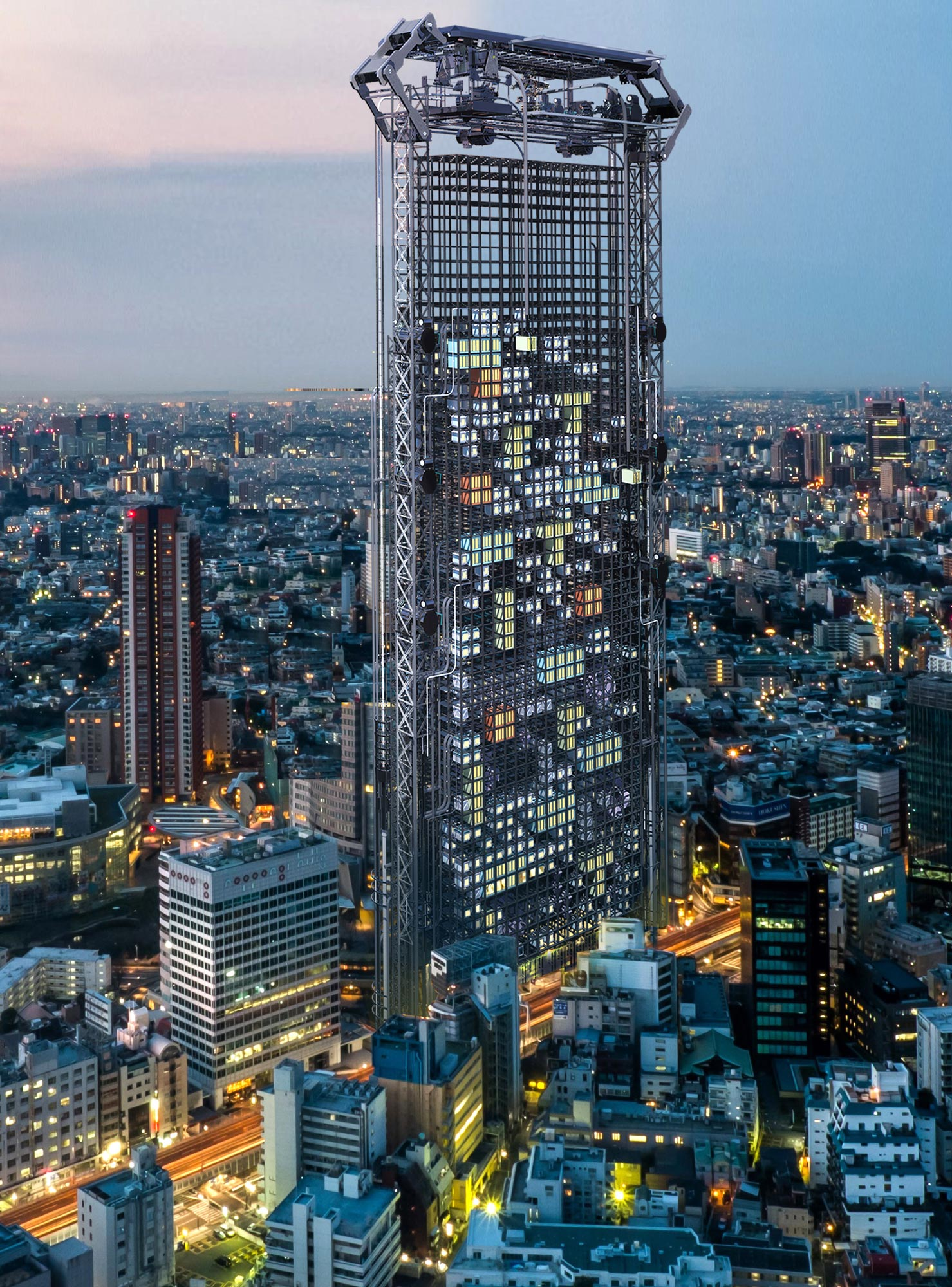 Architektonische Konzepte und Ideen mit neuen Perspektiven