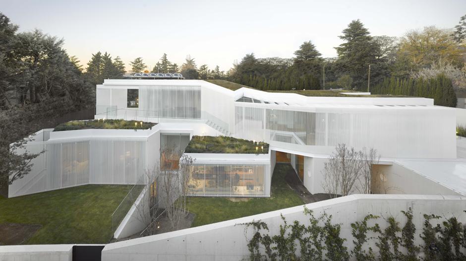 Das Casa 1.130 des spanischen Büros estudio entresitio