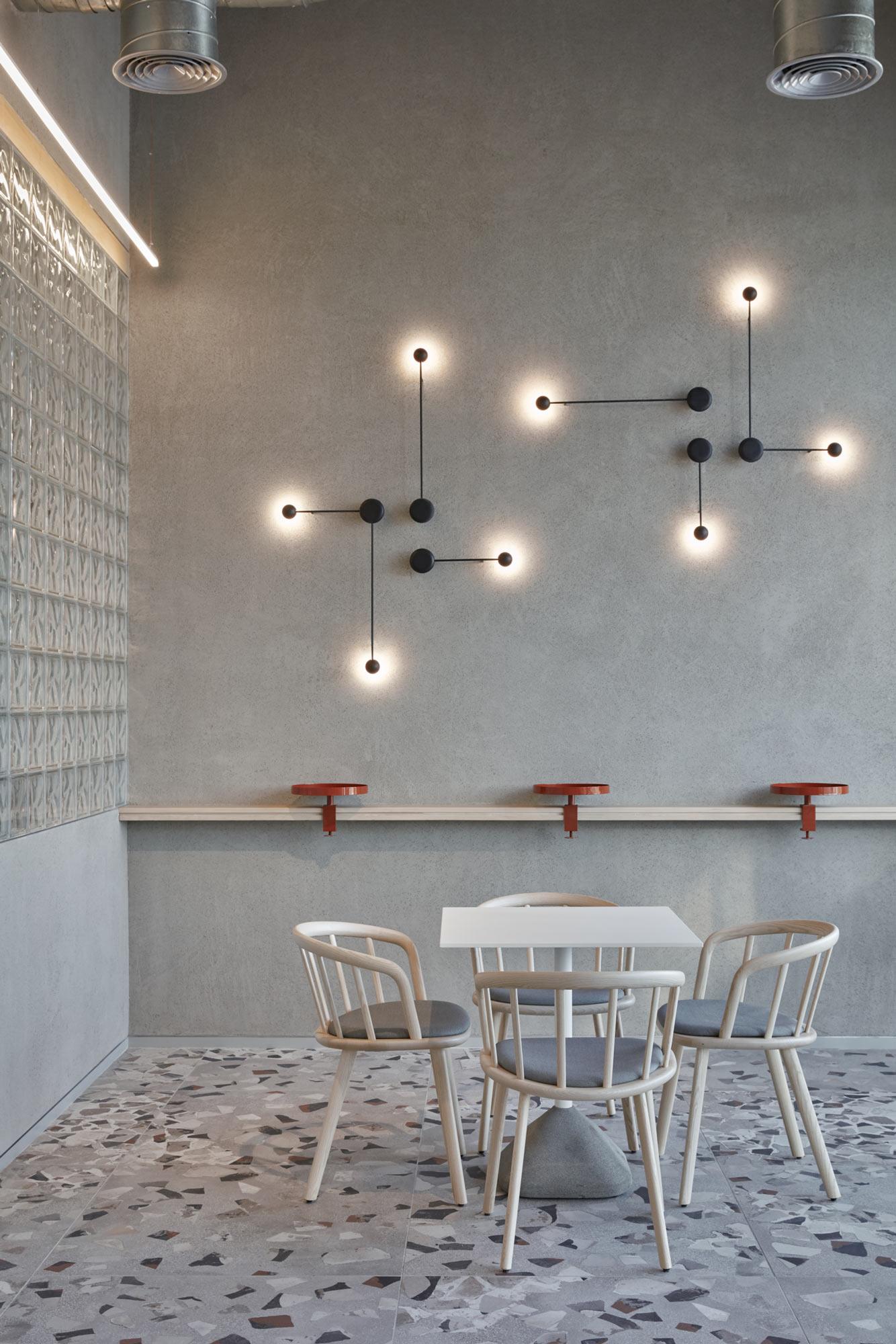 Drop Coffee in Dubai vom Designstudio Roar