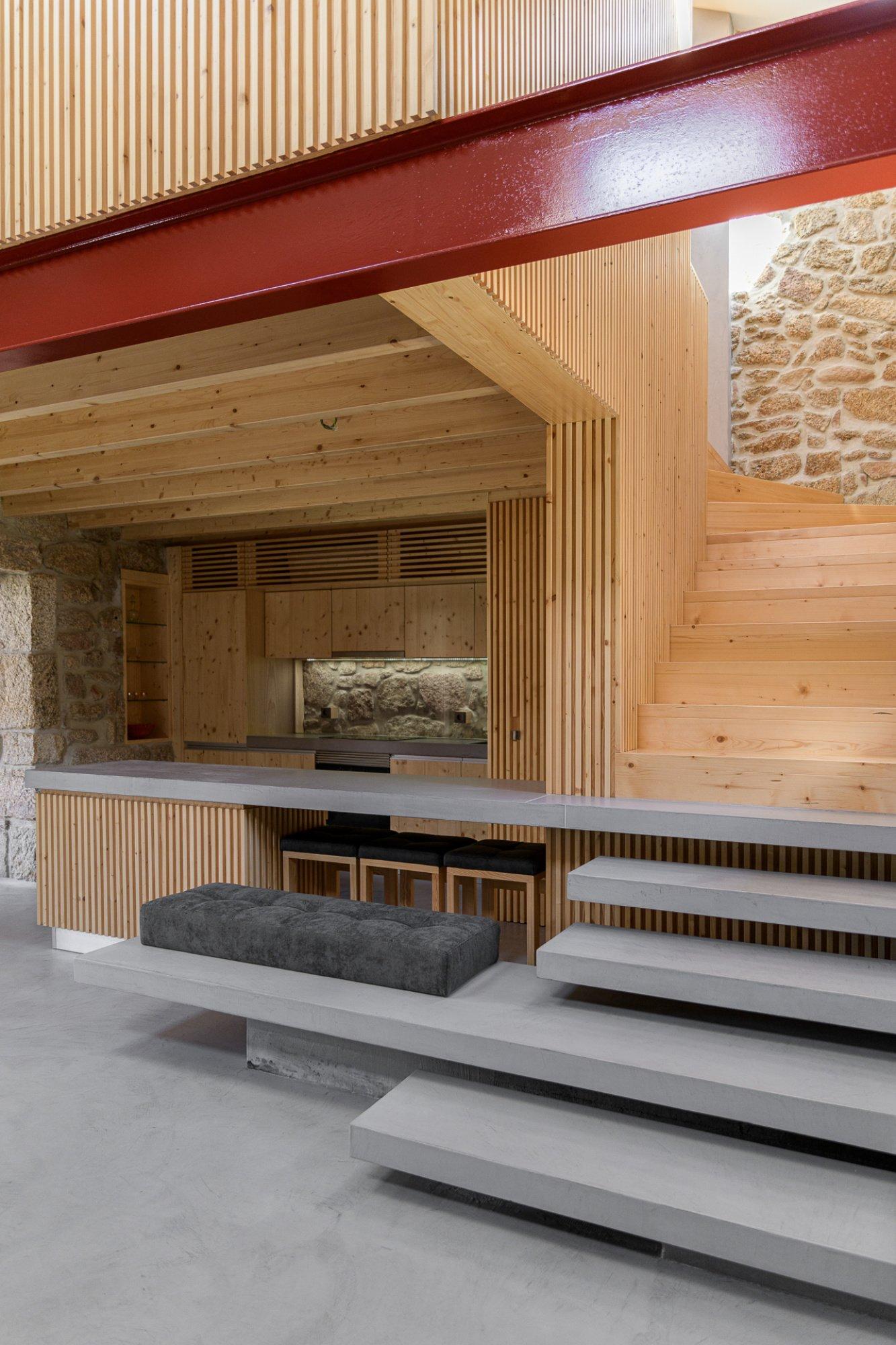 Henrique Barros-Gomes' Umbau eines Backhauses in der portugiesischen Provinz