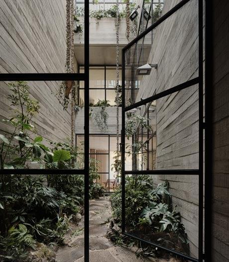 Neubau von Studio Rick Joy in Mexiko-Stadt