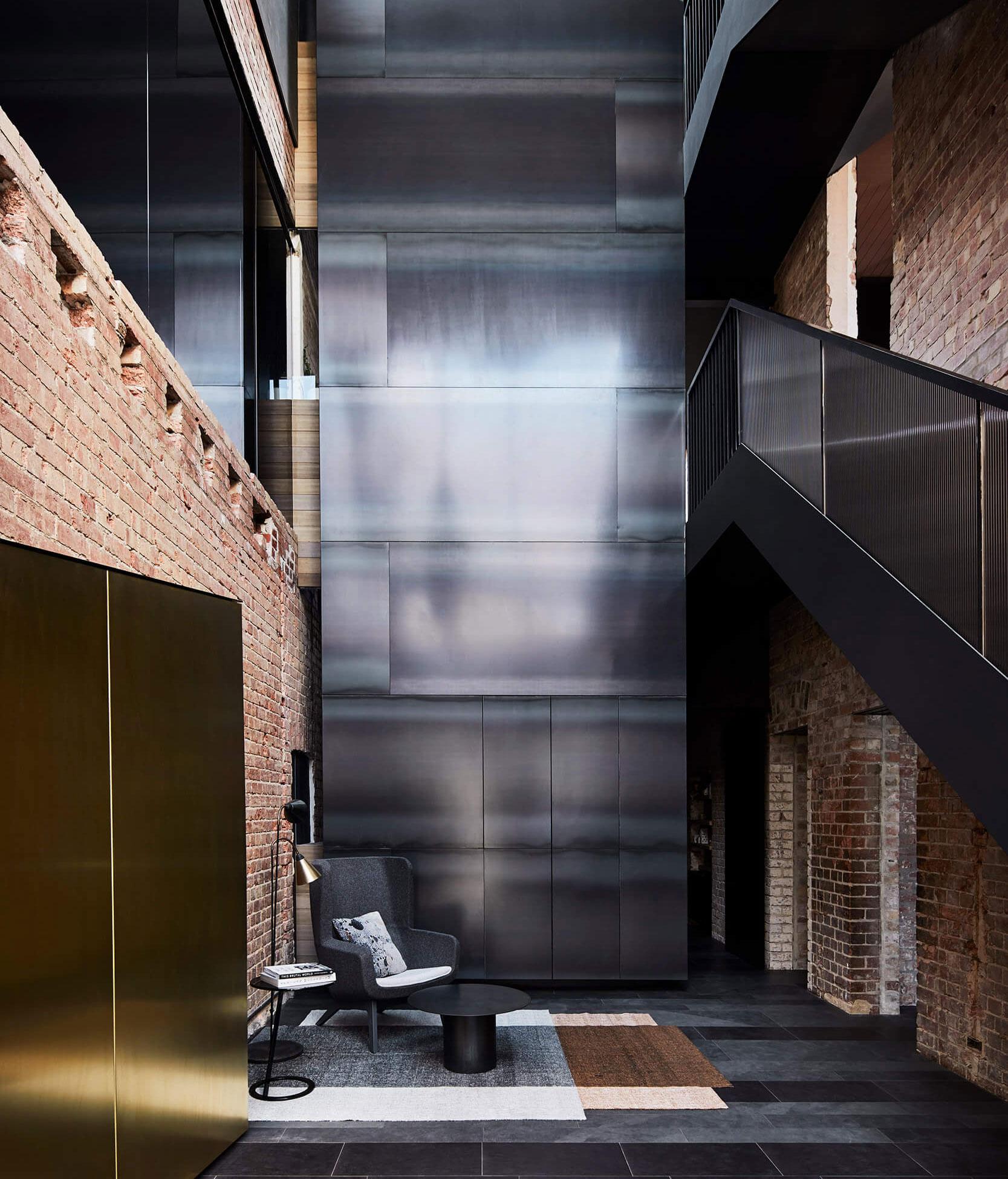 Umbau eines Melbourner Wohnhauses von Splinter Society