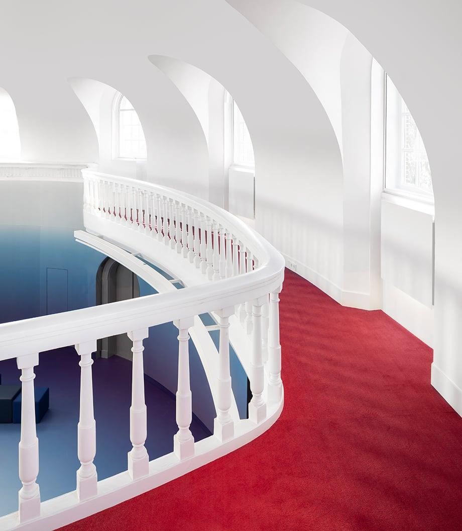 Umbau eines Prachtbaus in Amsterdam von i29 und MATH architecten