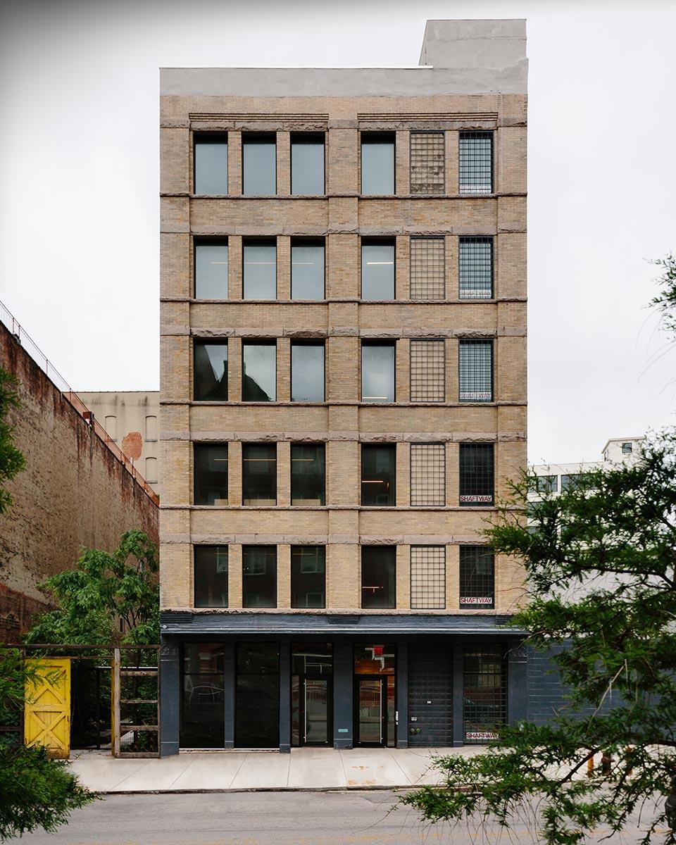 Umbau eines Industriedenkmals von CIVILIVN
