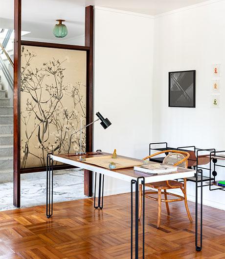 In der Tradition der Arquitetura tropical: Wohnhaus in São Paulo