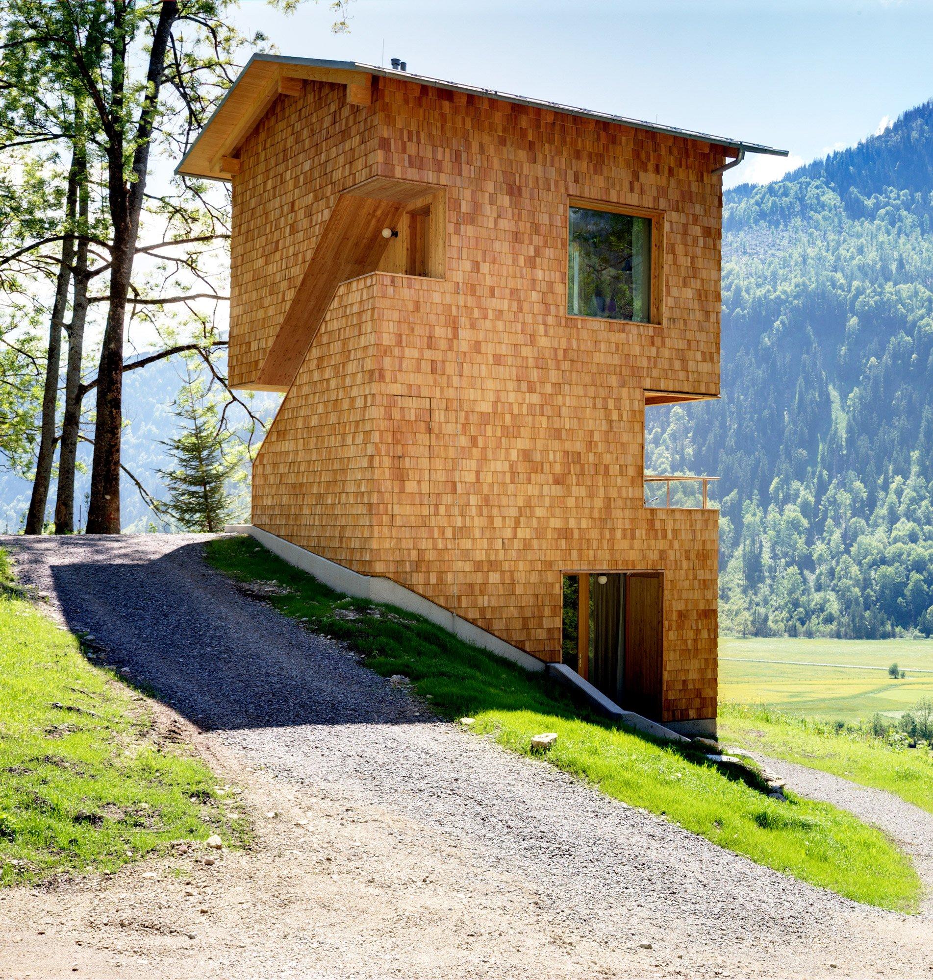 Modernisierung eines oberbayerischen Einfirsthofs