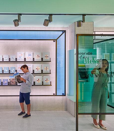 Concept Store von Masquespacio in Valencia