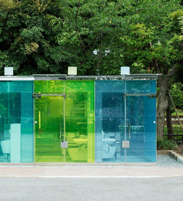 Wie öffentliche Toiletten mit neuen Qualitäten punkten