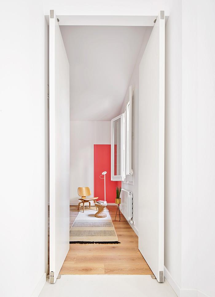 Umbau eines Einfamilienhauses von Raúl Sanchez