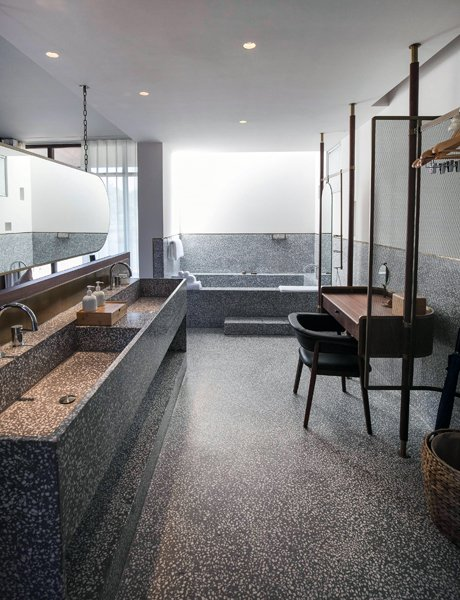 Boutique-Hotel von Neri & Hu als Hommage an die chinesische Badekultur