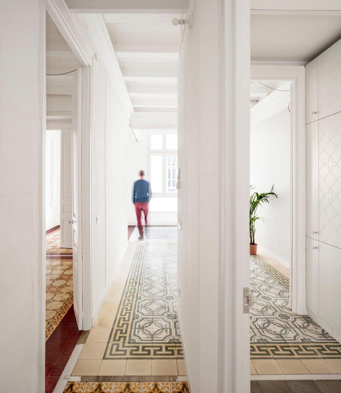 Modernisierung eines Mehrfamilienhauses in Barcelona