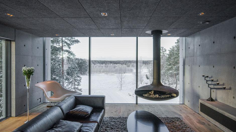 Eine zeitlose Villa von Sigge Architects im südfinnischen Turku