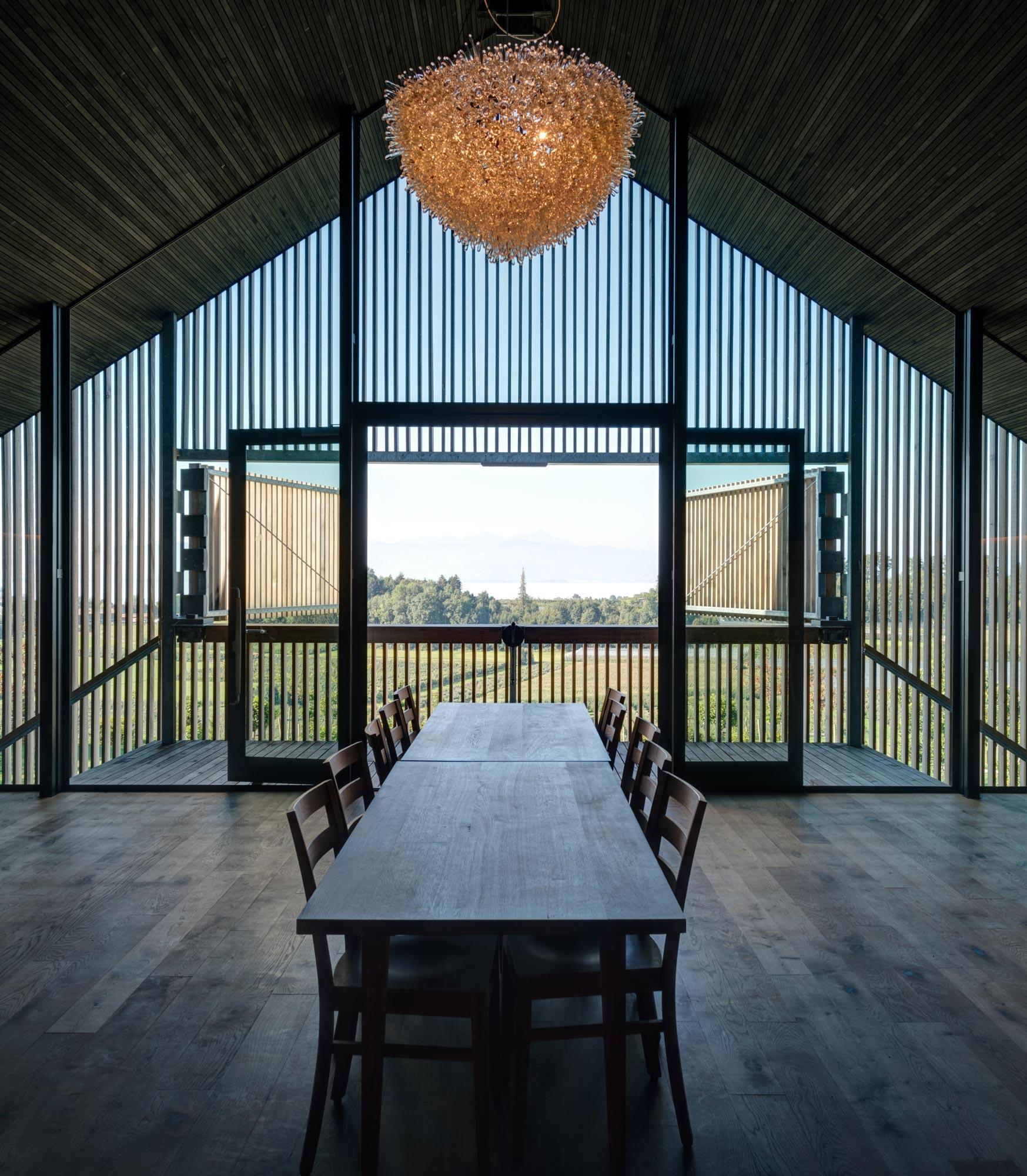 Weingut am Bodensee von Ludescher + Lutz Architekten