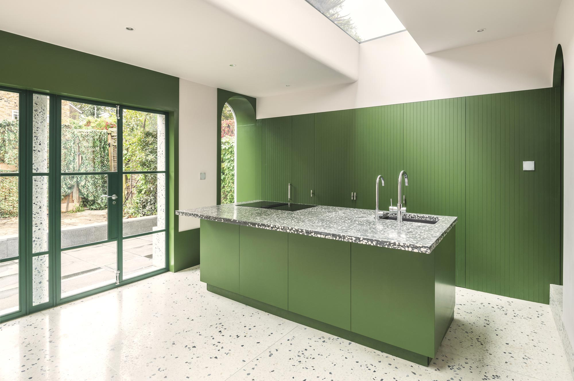 Das Londoner White Rabbit House von Gundry + Ducker