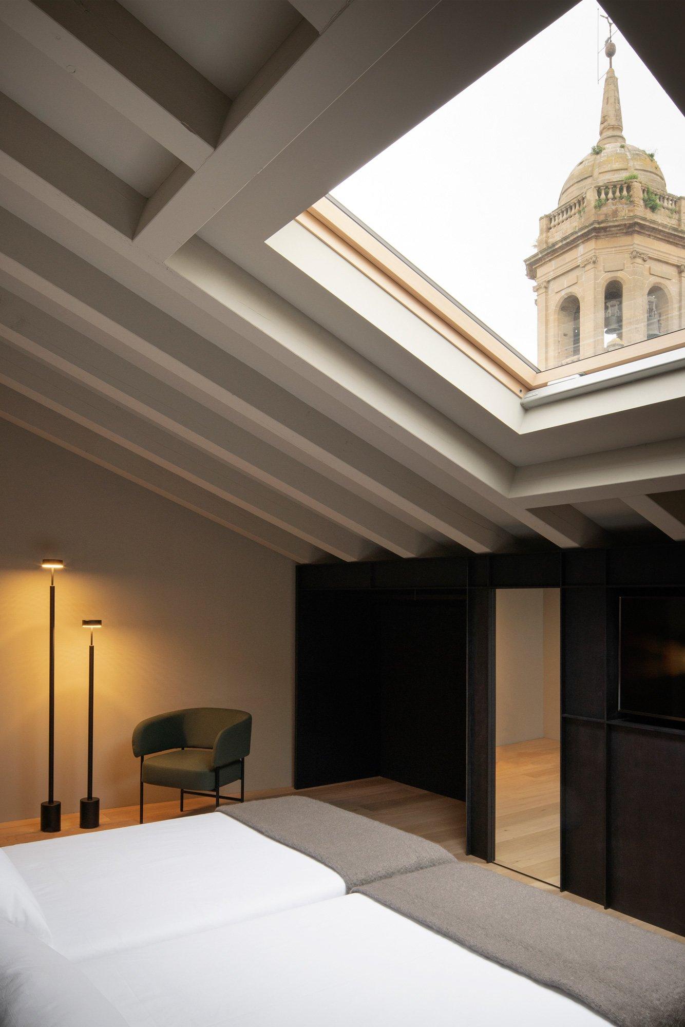 Hotelumbau in Spanien von Francesc Rifé Studio