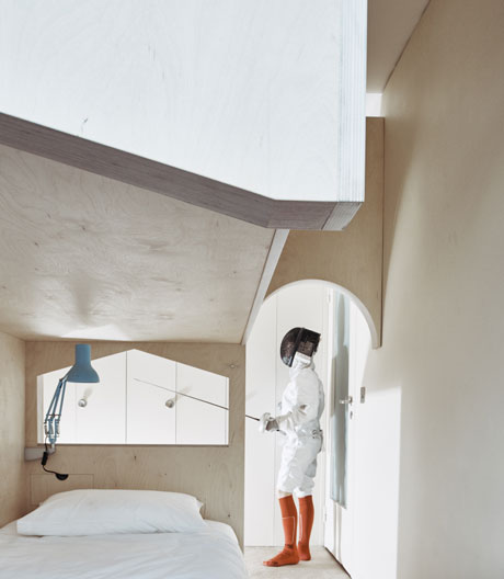 Ben Allens großartige Mini-Architektur im Barbican Centre
