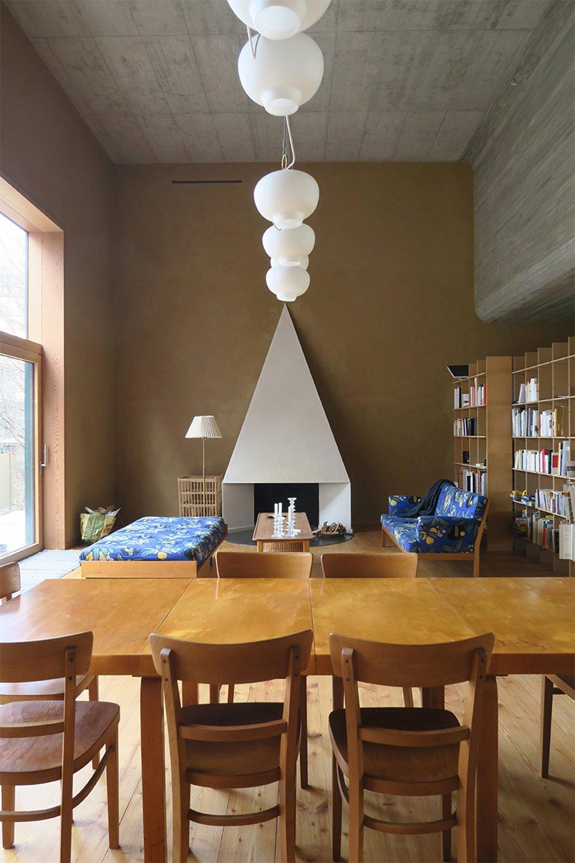 Philipp von Matt gestaltet ein Künstlerhaus in Berlin