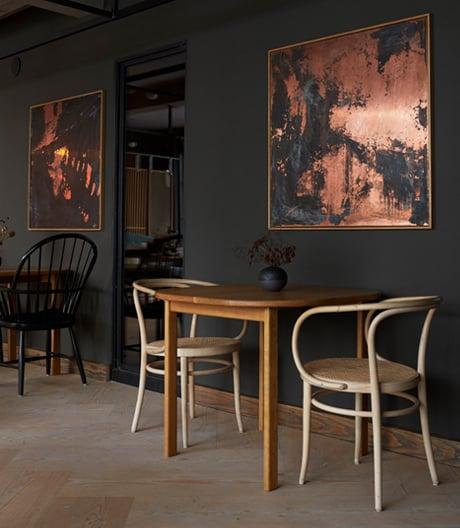 Neues Raumkonzept von OEO Studio für Sternerestaurant Kadeau