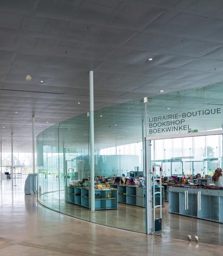 Der Louvre im nordfranzösischen Lens von SANAA