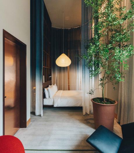 Ein Hotel von Claesson Koivisto Rune in Tokio