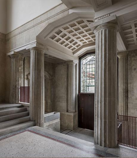 Einen irren Streifzug durch die Geschichte bietet die Villa Heike in Berlin