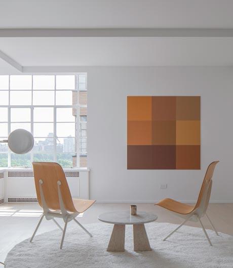 In einem Penthouse machen Daniel Schütz und Georg Windeck die bulthaup Küche zum Zentrum