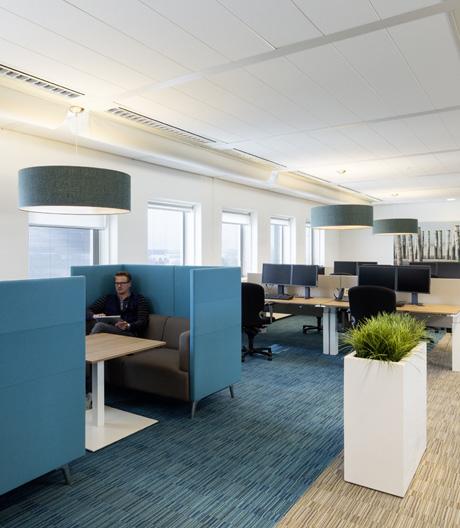 Die Modernisierung der Rabobank Den Helder