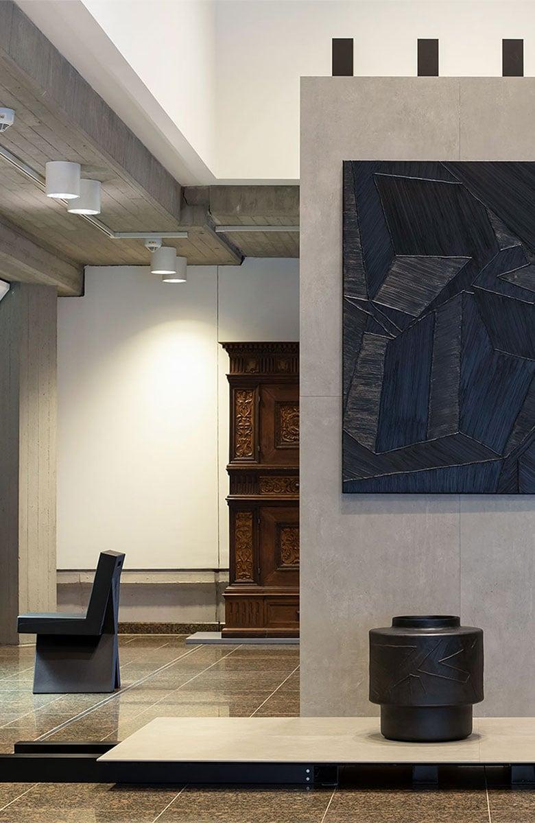 Arbeiten von Hermann August Weizenegger im Berliner Kunstgewerbemuseum