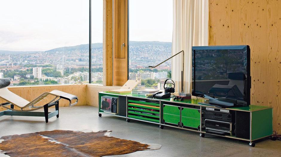 50 Jahre USM-Möbelsystem