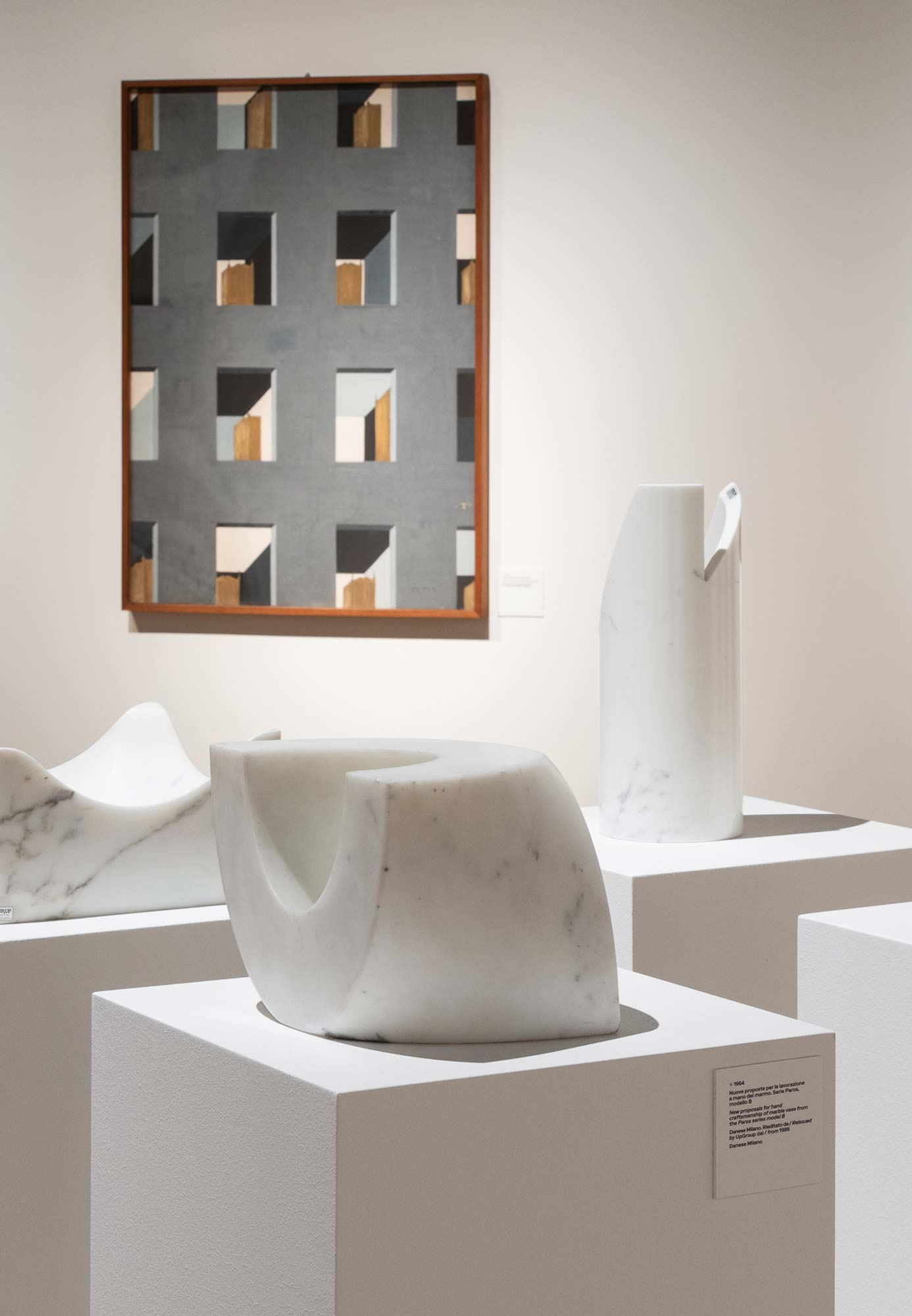 Retrospektive in der Triennale