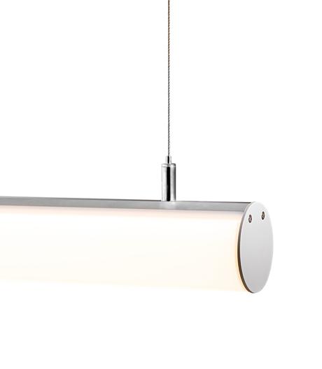 Gut verpackt ist halb gewonnen: Profile für LED-Bänder.