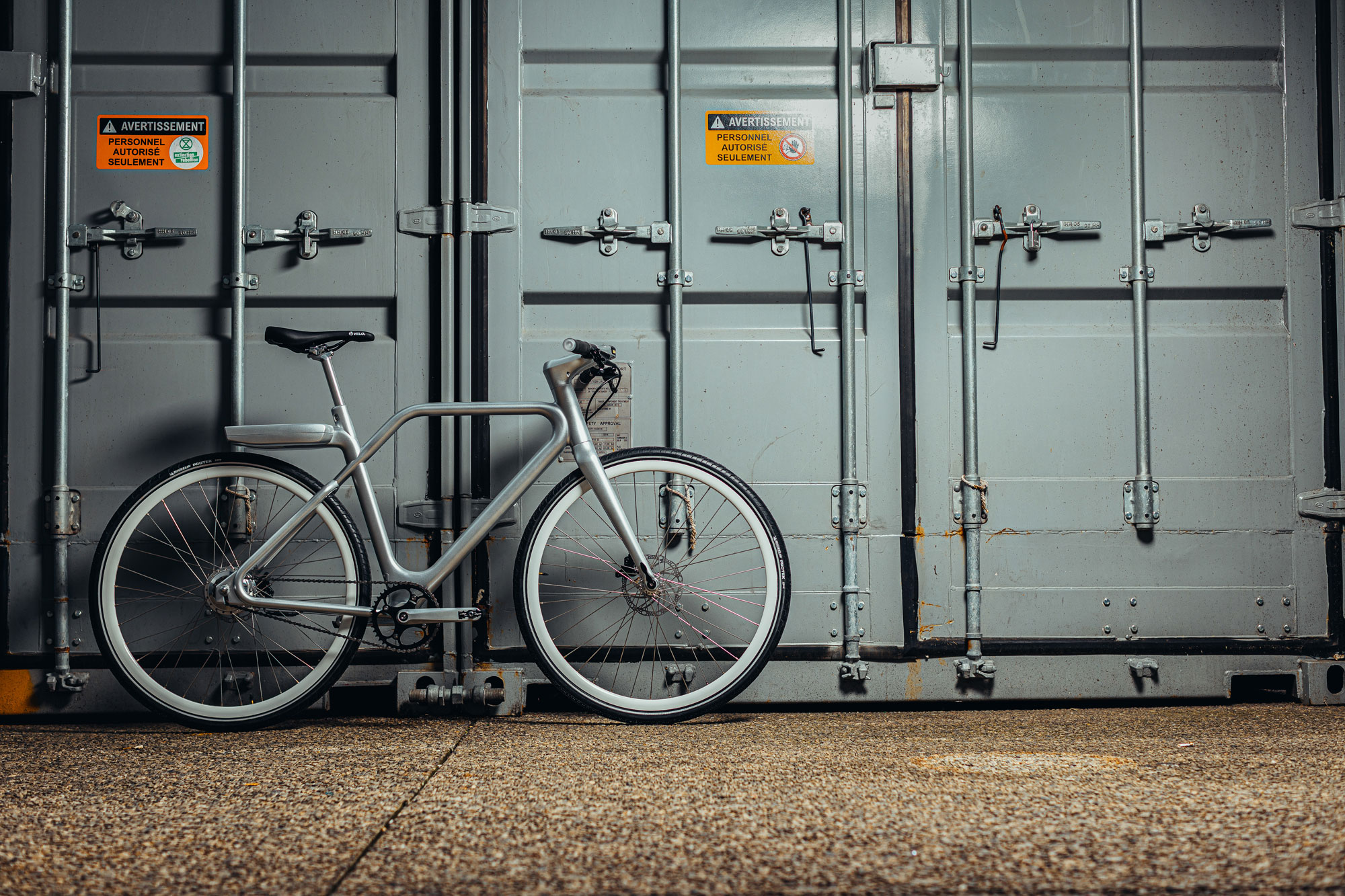 Fahrräder sind das Transportmittel der Stunde