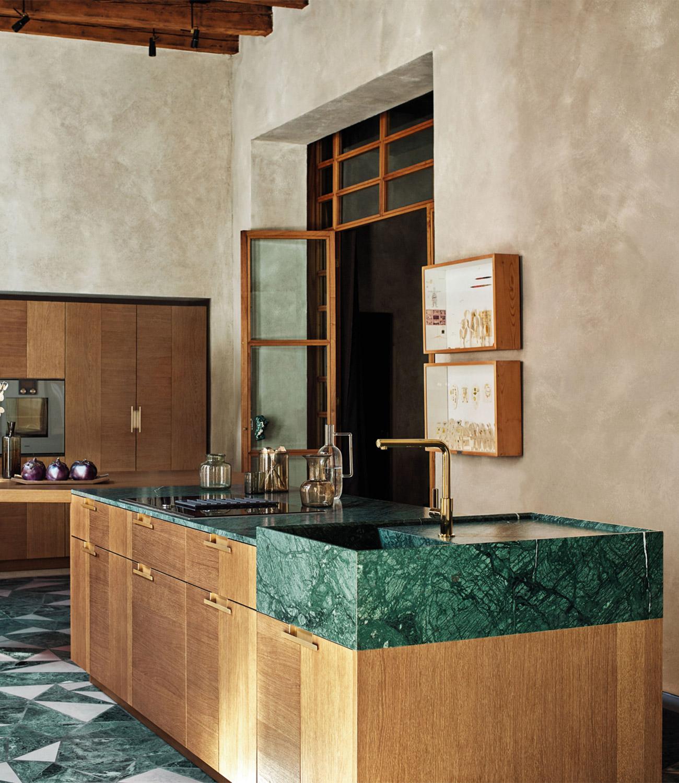Die Küche als Über-Raum
