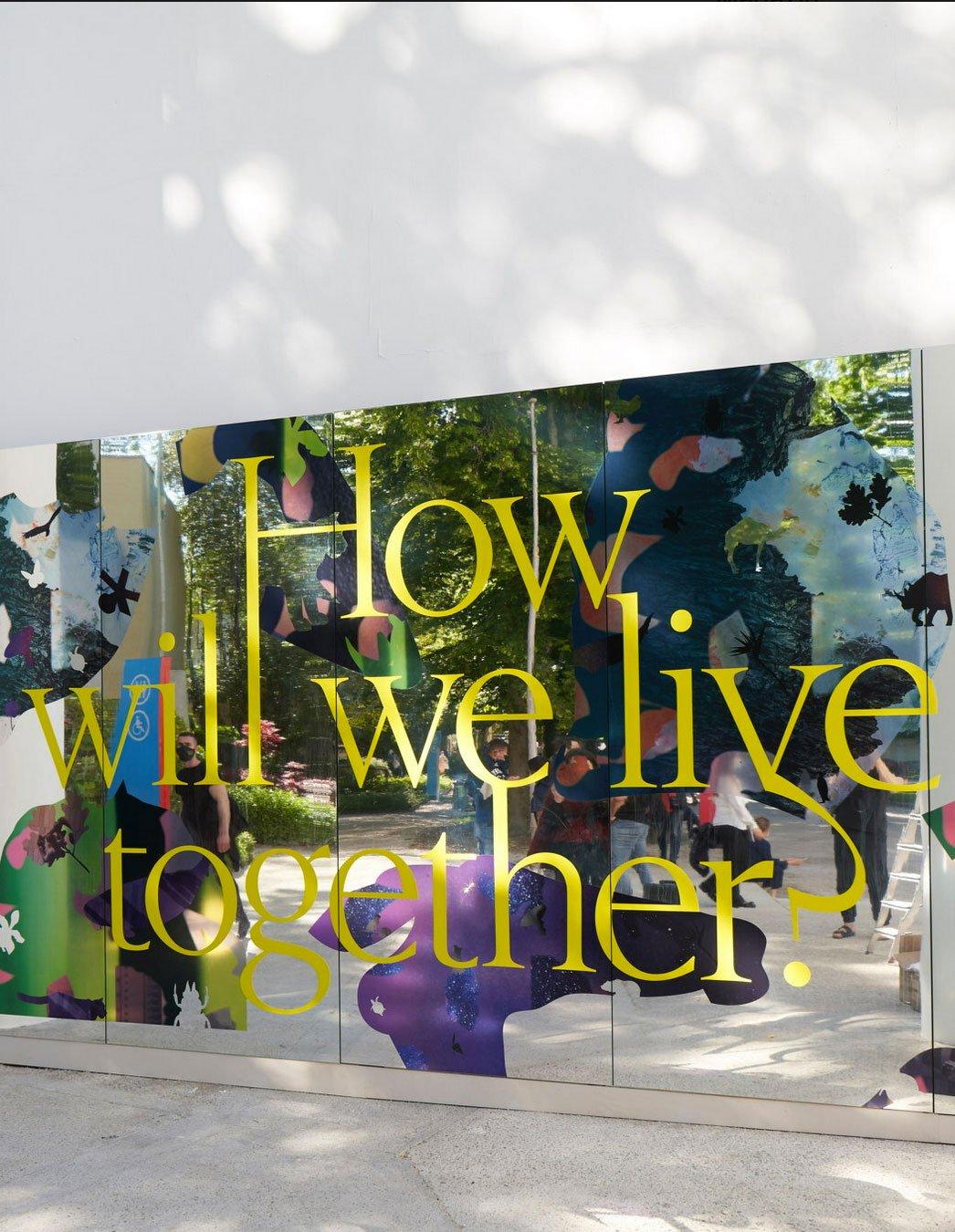 Die Architekturbiennale 2021 in Venedig