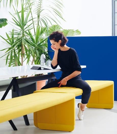 Informelle Ideen für eine zeitgemäße Office-Welt