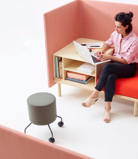 Ruhe und Aktion im digitalen Workspace