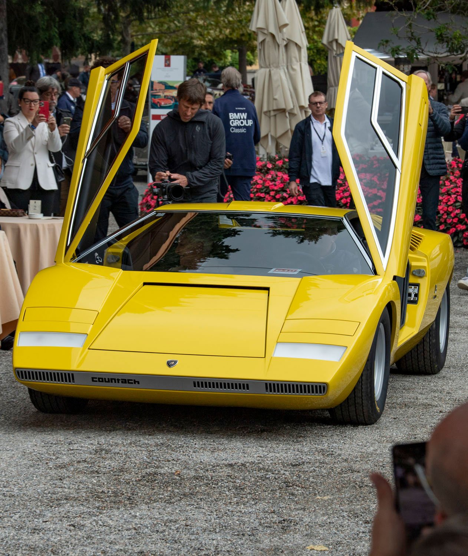 Der Concorso d'Eleganza rehabilitiert die Autos der Neunzigerjahre