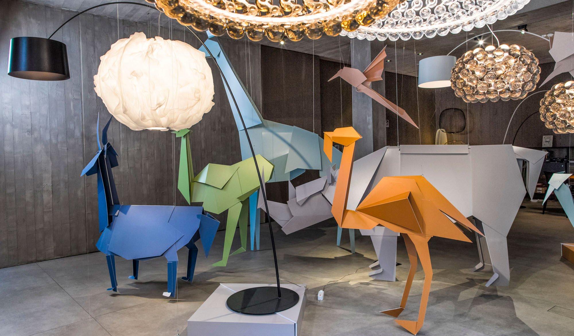 Neue Möbel und Leuchten aus Mailand