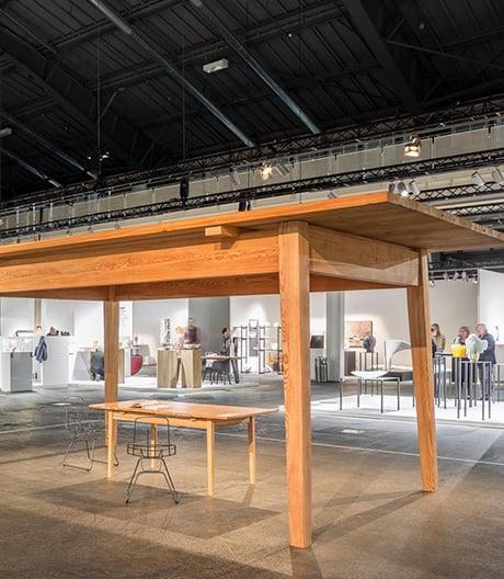 Eine monumentale Installation von Gion A. Caminada