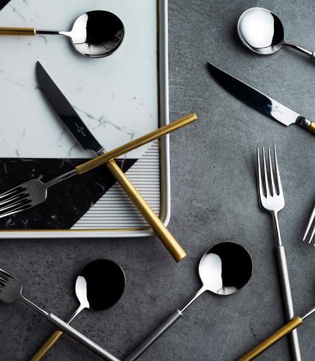 Tableware als gesellschaftliches Statement.