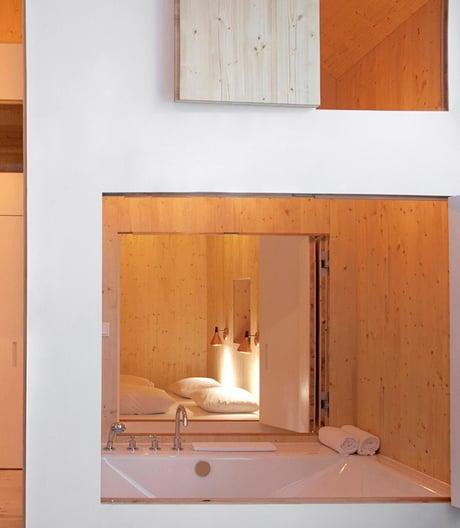 Das Bad ist das neue Herzstück designorientierter Hotelzimmer.