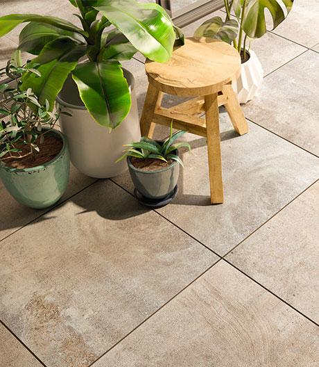 Die Outdoor-Kollektion von Villeroy & Boch Fliesen verbindet Innen und Außen