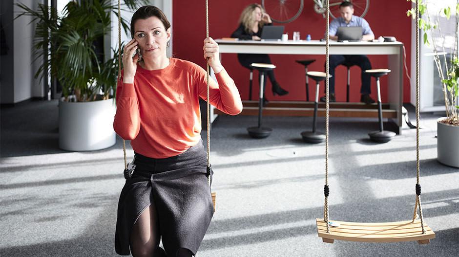 Büromöbel von Wilkhahn meistern die Herausforderungen unserer Zeit
