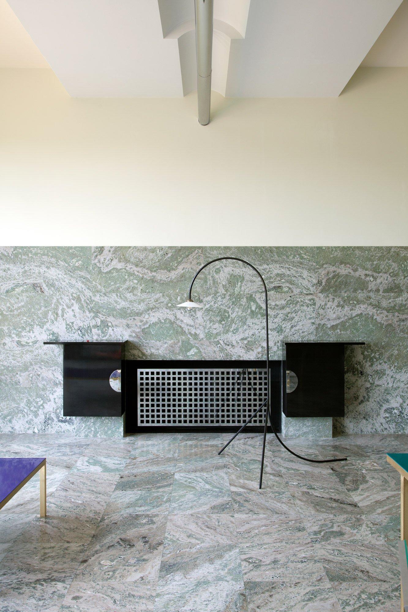 Ausstellung von Muller Van Severen in der Villa Cavrois in Lille