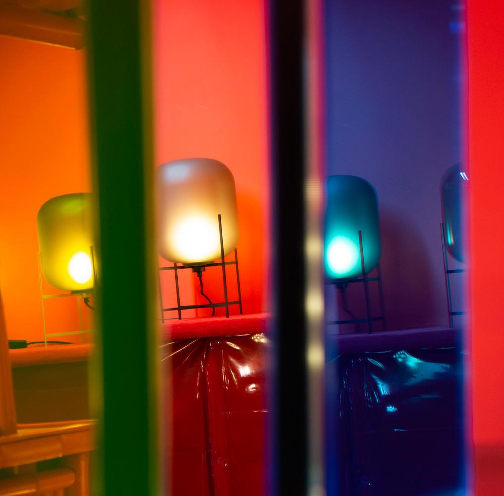 Glas erobert die Leuchtenindustrie